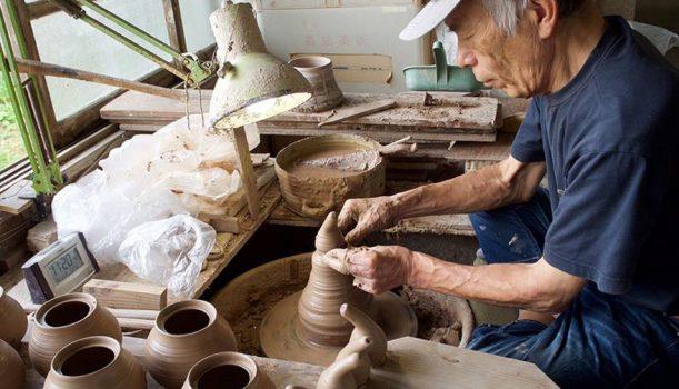 Memorie di Viaggio nella Via della Ceramica